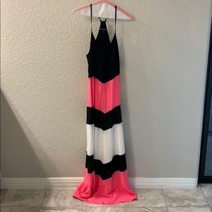 Karina Grimaldi multicolor maxi dress